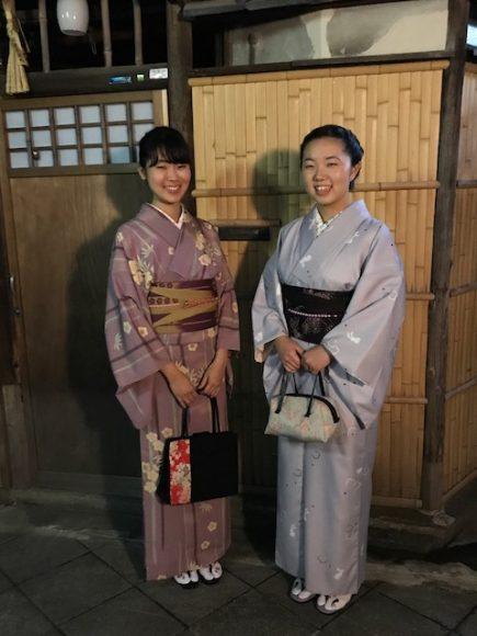 2017.11.15(水)きものの日利用京大1回生
